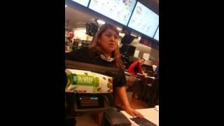 mc donalds cashier stealing money?