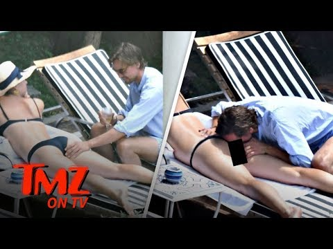 Maria Sharapova's Butt Gets Pampered by Boyfriend's Face | TMZ TV