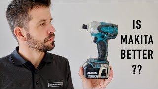 Video Why I Chose Makita 18V download MP3, 3GP, MP4, WEBM, AVI, FLV Juni 2018