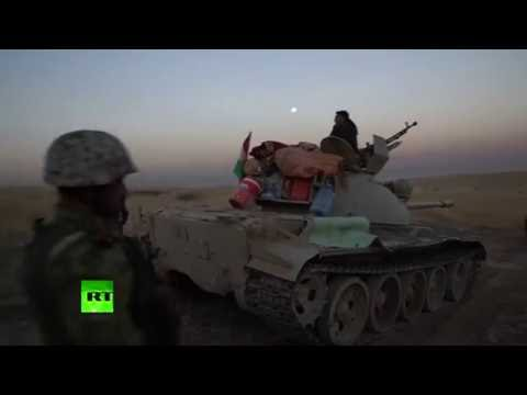 Mosul Offensive Highlights: Battle for ISIS 'capital' in Iraq kicks off