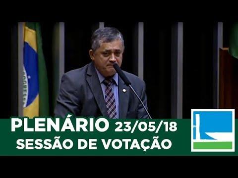 PLENÁRIO - Sessão Deliberativa - 23/05/2018 - 18:52