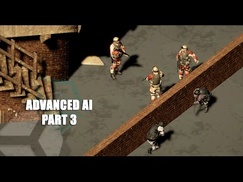 Unity 5 Tutorial Advanced AI Part 3 Enemy in Sight Behaviours