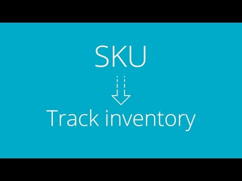 Product Options: Track Inventory - Launch Store | Bigcommerce University