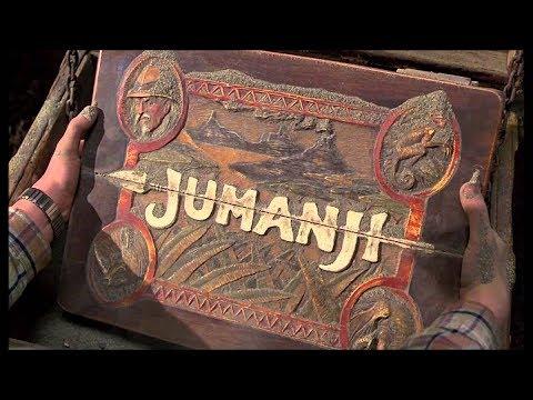 Jumanji Soundtrack - Jumanji Theme