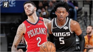 New Orleans Pelicans vs Sacramento Kings - Full Game Highlights   January 4   2019-20 NBA Season