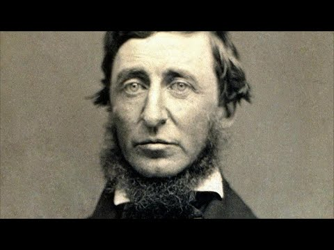 Passage: Henry David Thoreau