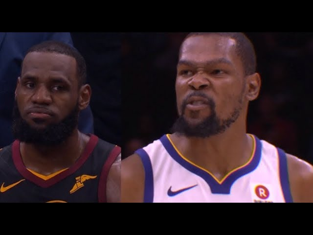 KD Told LeBron The Series is Over!Cavs vs Warriors G3 UNREAL Final Minutes!