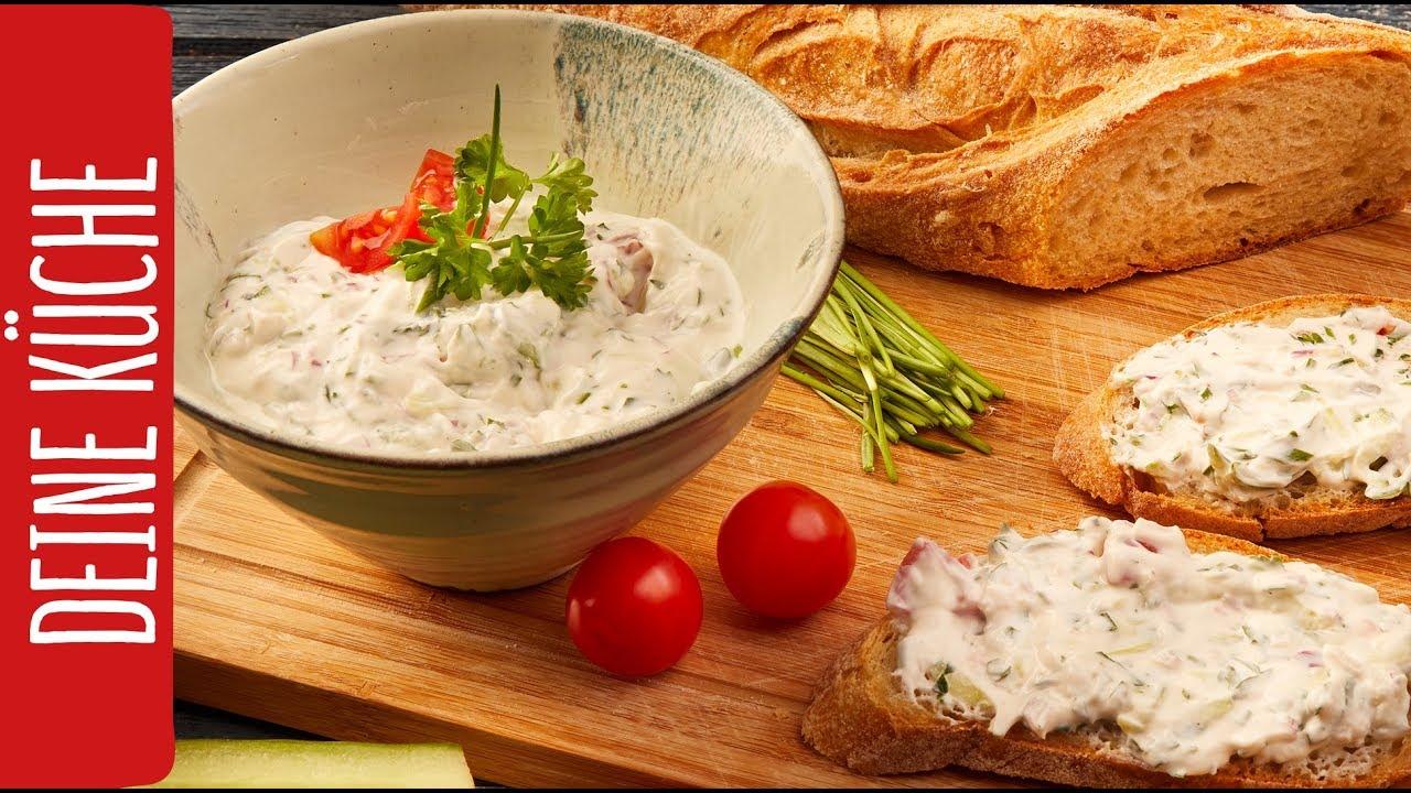 Kräuterquark als Allrounder für den Sommer | REWE Deine Küche