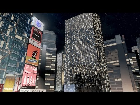 """Cities Skylines - Noughbarn - (Episode 30) """"Times Square"""""""