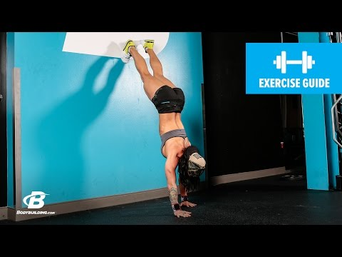 How To Do Wall Walks | Exercise Guide