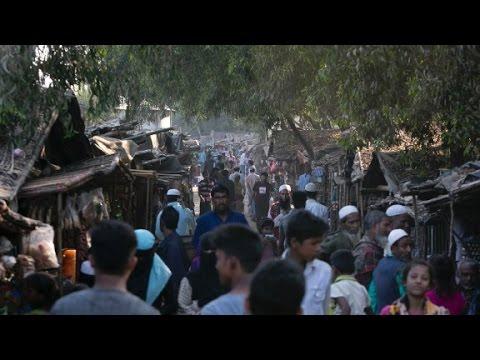 Stories of horror from Myanmar
