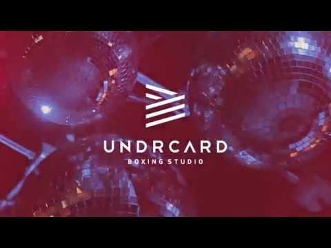 #UNDRCARDPOPUP // UNDRCARD Boxing Studio, Calgary