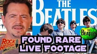 Beatles Ron Howard Documentary Features Rare Holy Grail Footage