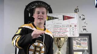 Bruins Fan Reaction - Game 3 - B3RG3RON - Bos 6, Ott 3