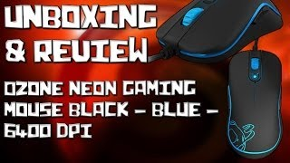 Unboxing & Review - Ozone Neon Gaming Mouse - GAMERSHOP