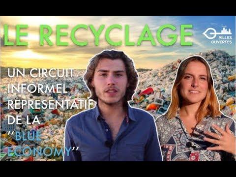 """Recyclage à Montevideo : un circuit informel représentatif de la """"Blue Economy"""""""