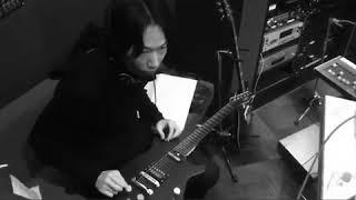 引用元https://www.instagram.com/go_ayano_official/ Guitar Rec. #も...