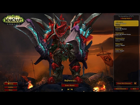 Bajheera - Full 885+ iLvl Fury Warrior AB Beatdown - WoW Legion 7.1.5 PvP