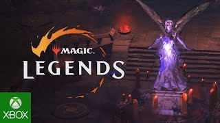 Prepare to save the multiverse in magic: legends, set on iconic planes of gathering. battle against some multiverse's greatest threats ...