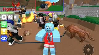 """""""Become a Zombie"""" Hack in Roblox Epische Minispiele (von BlueDaNoob)"""