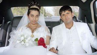 Цыганская свадьба. Красивые молодожены. Петя и Оля. 9 эпизод