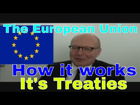 The European Union-How it Works-It's Treaties
