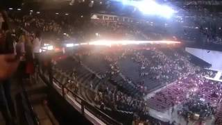More Footage From Inside Manchester Arena After