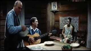 Высоцкий Дом хрустальный гитара к ф Хозяин тайги
