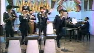 La Trópica de Boston-1983-Interpretando cierre del Show del Mediodia Wapa-TV