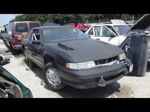 Junkyard Tour #4: 1992 Chevrolet Lumina Z34
