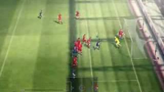Pro Evolution Soccer 2010 - Barcelona x Liverpool