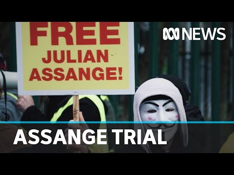 Julian Assange faces extradition hearing in London | ABC News
