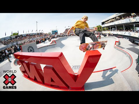 VANS PARK SERIES 2019 Highlights | World Of X Games