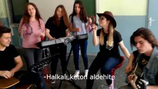 MPAL'17 12B Mezuniyet Videosu