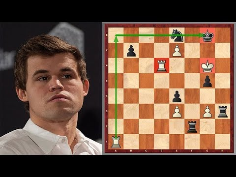 Magnus Carlsen Wins Grand Chess Tour...