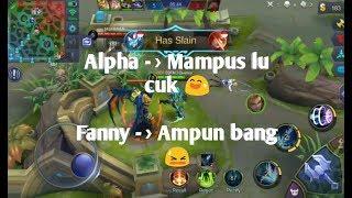 Tips Alpha Versus Fanny Solo Rank...
