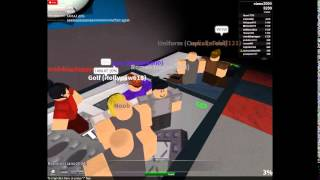 Roblox Murder:part 2:KILL EM ALL