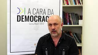 Confiança nas instituições democráticas