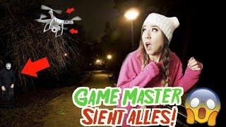 ÜBERWACHT GAME MASTER MICH mit einer DRONE im VERLASSENEN PARK