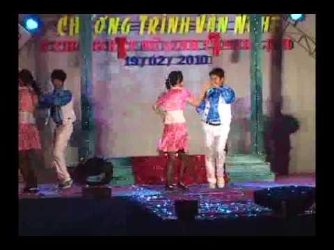Chung kết nữ sinh thanh lịch trường THPT Phạm Phú Thứ   Điện Trung   Điện Bàn   Quảng Nam 9
