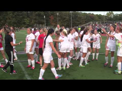 Northern Highlands Girls Soccer record win #61