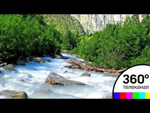 Уровень воды в реке Кубань достиг критической отметки - МТ - YouTube