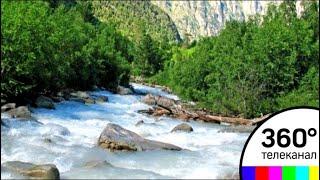 Уровень воды в реке Кубань достиг критической отметки - МТ