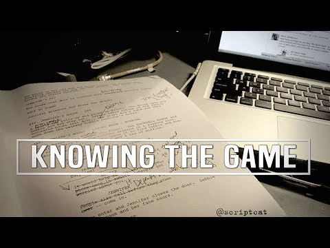 Surviving As A Working Screenwriter In Hollywood - Mark Sanderson