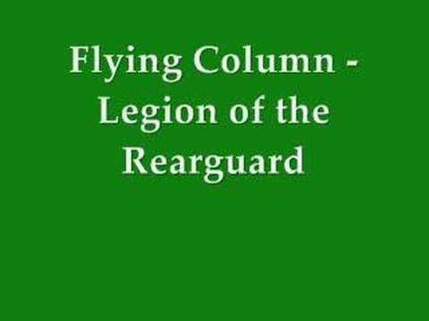 Flying Colum (Kathleen Largey) - Legion of the Rearguard