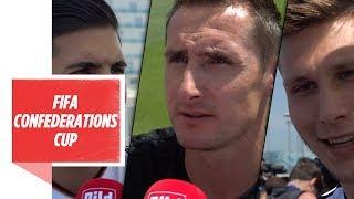 Leipzig-Star Werner mit Heimweh - DFB-Fragestunde