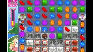 Candy Crush Saga Level 565 3 Stars High Score of 684 960 No Boosters!