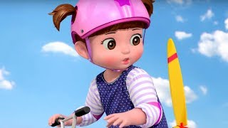 Летающий велосипед  - Консуни мультик (серия 20) - Мультфильмы для девочек - Kids Videos