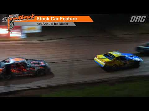 Tomahawk Speedway 10/20/18 Stock Car Highlight