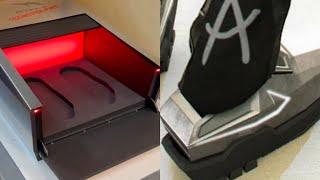 Cybertruck Sneaker Box Ready For Elon x Tesla
